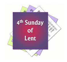 4th sunday of lent
