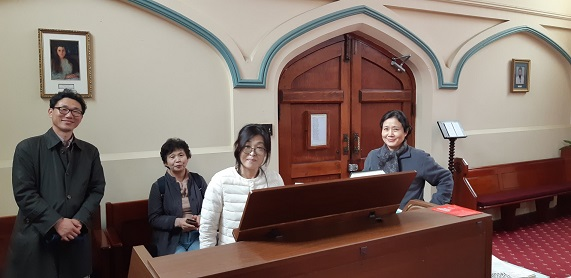 Four Korean Visitors to Australia 2