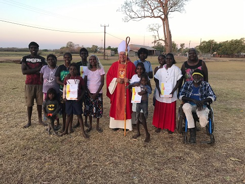Wadeye Confirmation Gauci