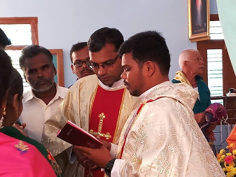 msc india ordination x