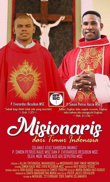 msc ordinations indonesia