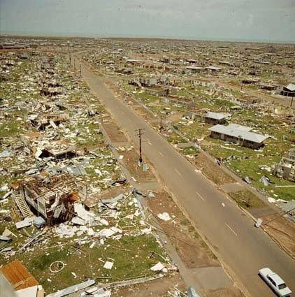 cyclone tracy aftermath