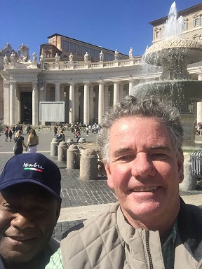 ribat and be incognito before the synod